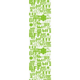 BFF Typography- scarf