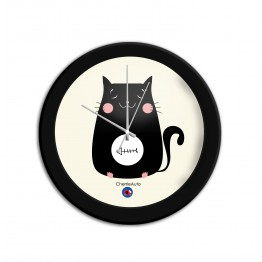 Kitty Fish Wall Clocks