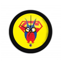Super Owl Wall Clocks