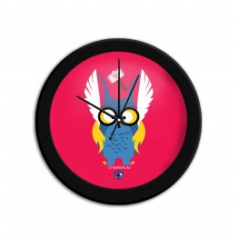 Thor Owl Wall Clocks