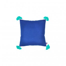 Solid- Blue-Turq Cushion