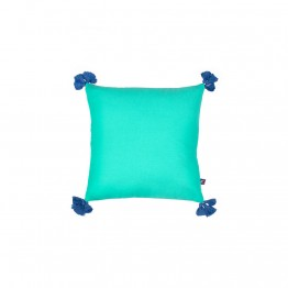 Solid-Turq-Blue Cushion