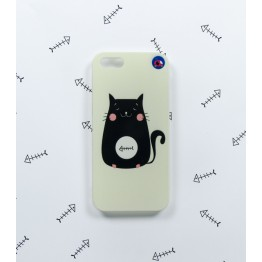 Kitty Fish Iphone 5 Phone Case