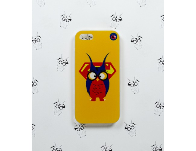Superowl Iphone 5 Phone Case