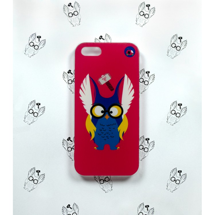 online store 1b85d 3027a Thor Iphone 5 Phone Case