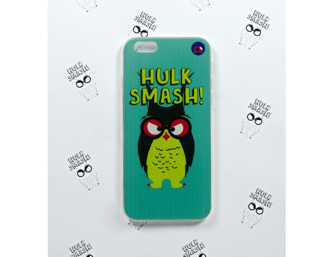 Hulky Owl Iphone 6 Phone Case