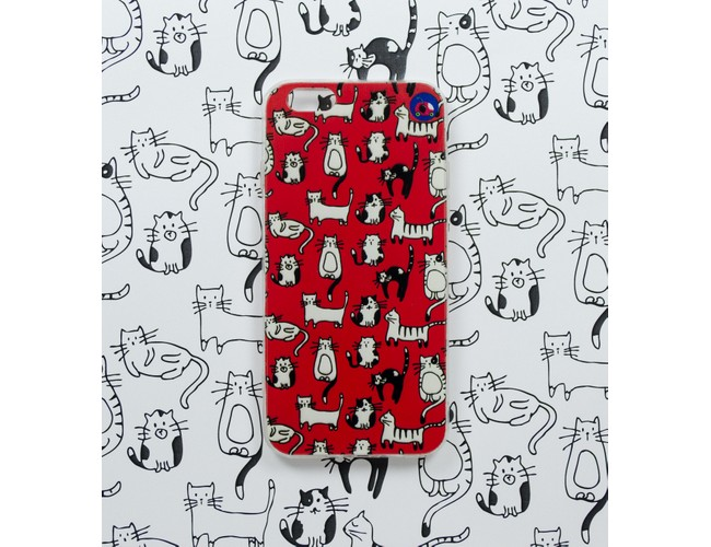 Kitty Gang Iphone 6 Phone Case