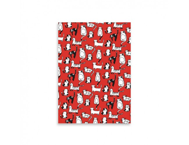 Kitty gang notepad