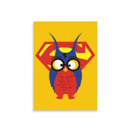 Superowl  notepad